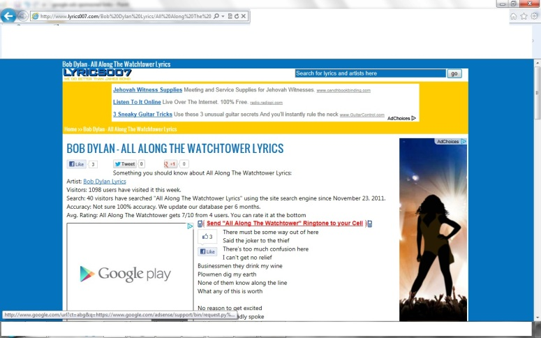 google ads sponsored links 2