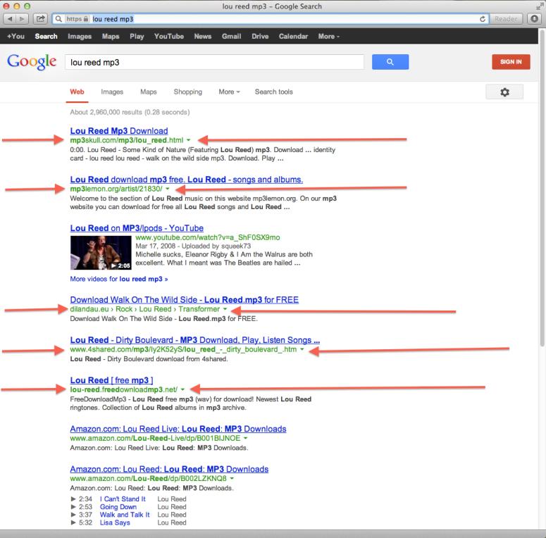 LouReedGoogleSearch